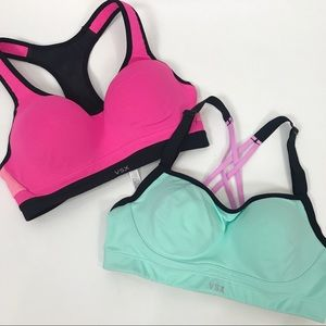 VSX Victoria's Secret Sport Set of 2 Sports Bras